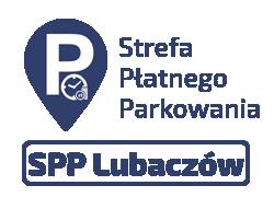 logo Strefy Płatnego Parkowania w Lubaczowie